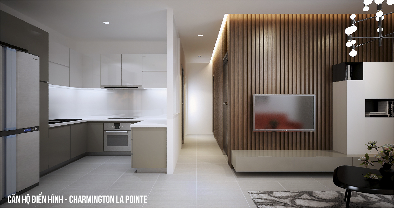 nCăn hộ Officetel Charmington La Pointe 35