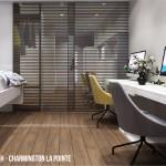Căn hộ Officetel Charmington La Pointe 28